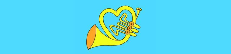 Ein Horn zum Verlieben