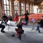 Zu Gast: Carolin Nordmeyer & das Leopold-Mozart-Quartett