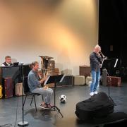 Zu Gast: Thomas Ehrmann & Fabian Heichele